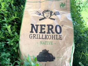 nero grillkohle native k